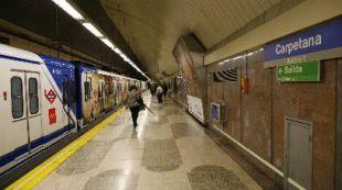 Una maleta sospechosa paraliza durante horas la Línea 6