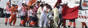 Muere Luis Salom tras caer en la curva 12 de Montmeló
