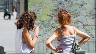El turismo, imparable: los visitantes extranjeros gastaron en Madrid un 2,7% más hasta abril