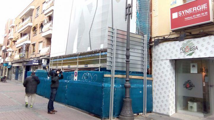 Cinco detenidos en Getafe por la adjudicación del proyecto del Teatro Madrid
