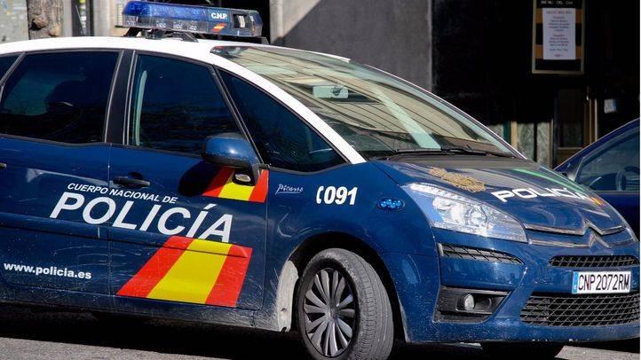 Cuatro detenidos por el asalto a dos furgones