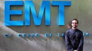 Álvaro Fernández Heredia, gerente de la EMT de Madrid
