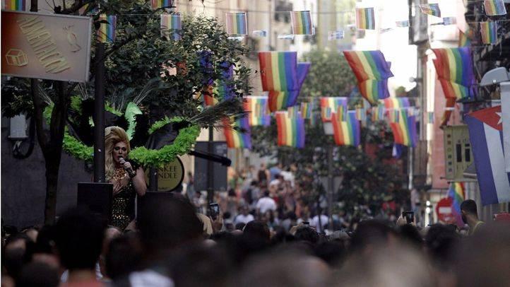 Escena del Orgullo de 2015 (Archivo)