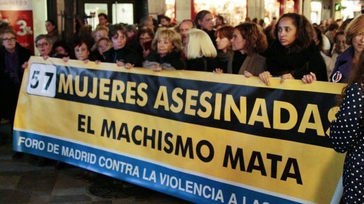 Madrid, tercera región con mayor número de víctimas de violencia de género