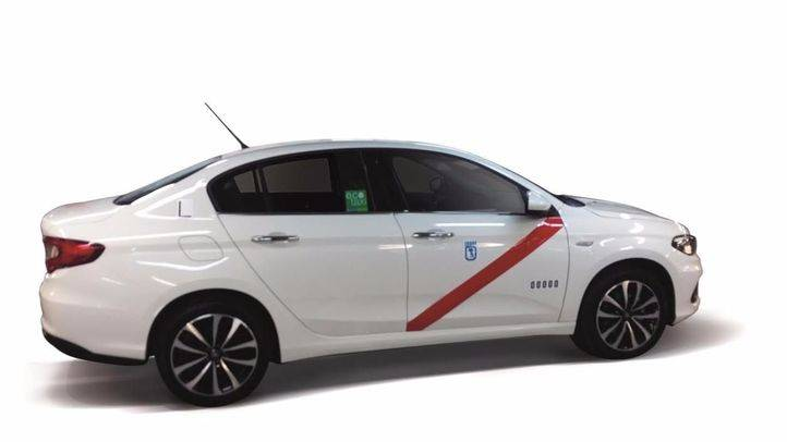 El nuevo Fiat Tipo homologado como taxi para Madrid
