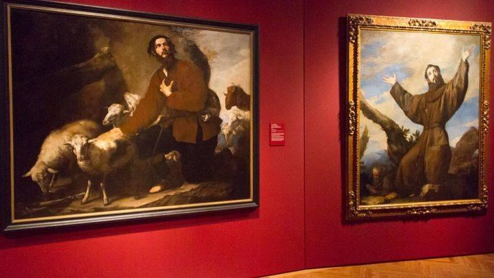 De Caravaggio a Bernini. Obras maestras del seicento italiano en las Colecciones Reales.