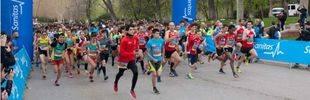 Media Maratón en el Retiro