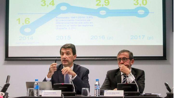 Madrid creará más de 150.000 empleos en dos años, según BBVA Research