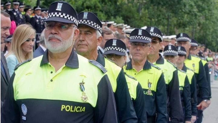 Día de la Policía Municipal por su patrón San Juan Bautista. (Archivo)