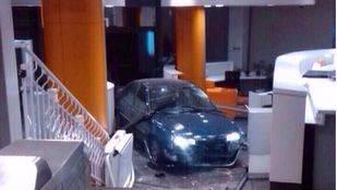 El hombre que estrelló su coche en Génova no recurrirá la condena de 5 años de cárcel