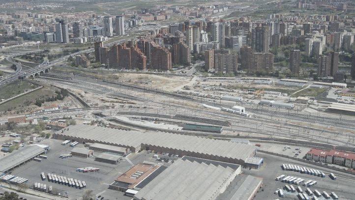 La paralización de la Operación Chamartín provocaría la búsqueda de una nueva sede de Renfe