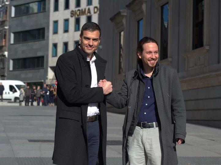 Iglesias buscará el acuerdo con Sánchez el 26-J ofreciéndole la Vicepresidencia