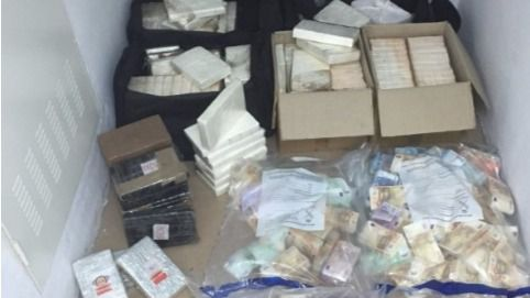 Desarticulada una banda dedicada al tráfico de drogas entre Madrid, Cantabria y Toledo