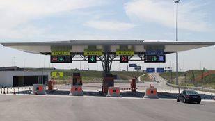 Se inicia el cierre de las autopistas de peaje R-3 y R-5
