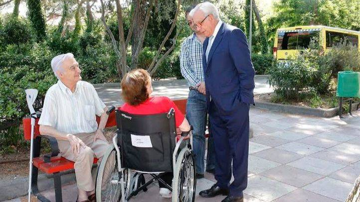 Sánchez Martos destaca la importancia de la rehabilitación en pacientes con daño cerebral