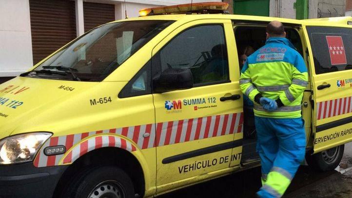 Fallece un motorista madrileño en una salida de vía en Santo Tomé del Puerto