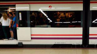 Paros simultáneos en Metro y Cercanías los días 14 y 16 de junio