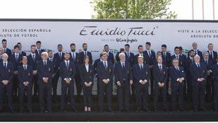 La Roja se vestirá de Emidio Tucci en la Eurocopa