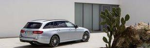 Mercedes-Benz Clase E Estate, capacidad familiar