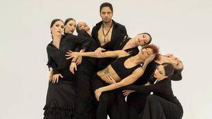 El 'afrogitano' Curro Candelas nos regala el más original de los espectáculos flamencos