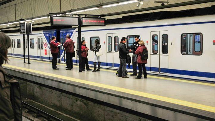Metro invierte 5 millones en mejorar la ventilación de la línea 6