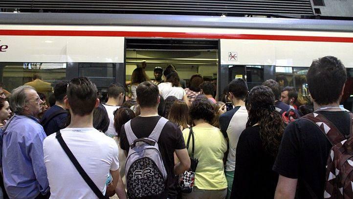 Renfe cancela 111 trenes por incumplimiento de los servicios mínimos