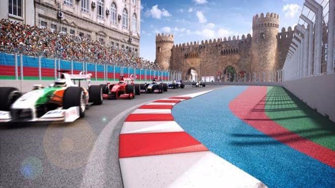 La 'Feria' de la Formula 1 abre sucursal en Azerbaiyán