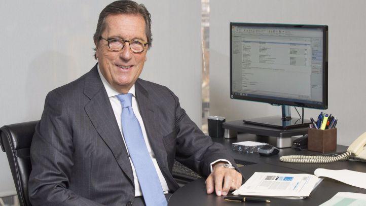 Antonio Vila Bertrán, presidente de MicroBank