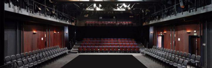 Actor por unas horas en los teatros de Chamberí