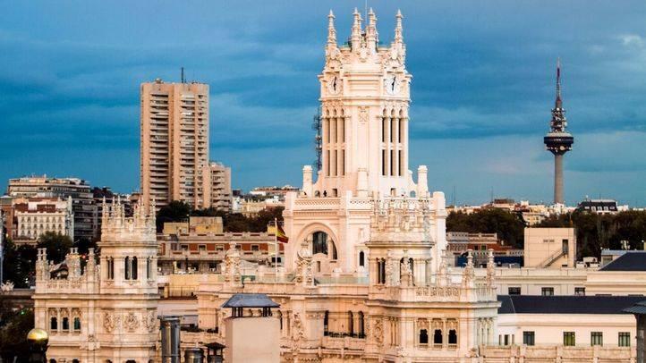 Ayuntamiento de Madrid en Cibeles