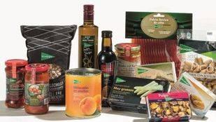 Productos de alimentación de El Corte Inglés