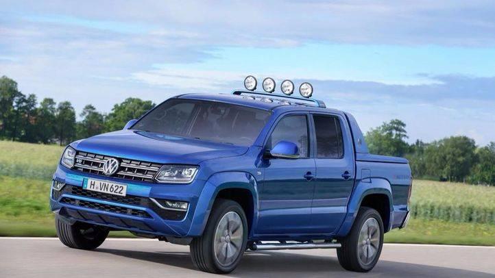 Volkswagen Amarok, calidad e imagen en el trabajo