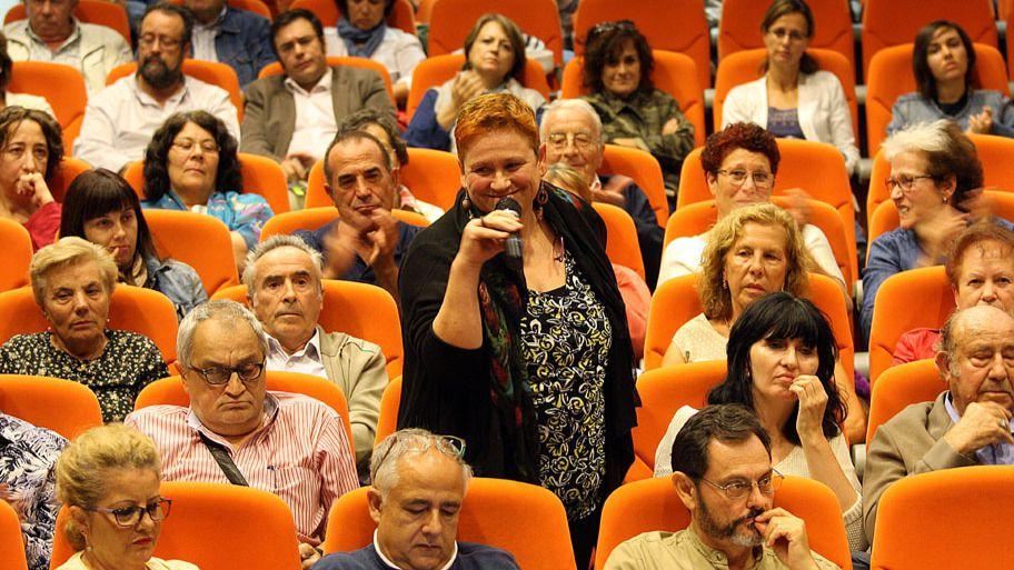 Nacen en San Blas y Barajas las primeras asambleas participativas de los distritos