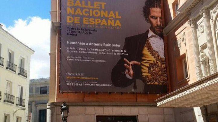 El Ballet Nacional, en huelga