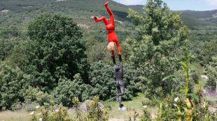 La escultura vuelve a germinar en la Sierra del Rincón