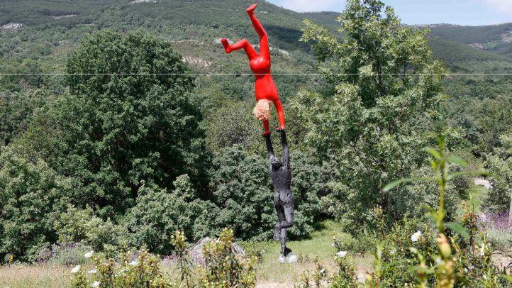 Bienal de Escultura del Valle de los Sueños en la Sierra Norte
