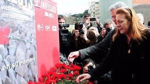 Pilar Manjón deja la Presidencia de la Asociación 11-M Afectados por el Terrorismo