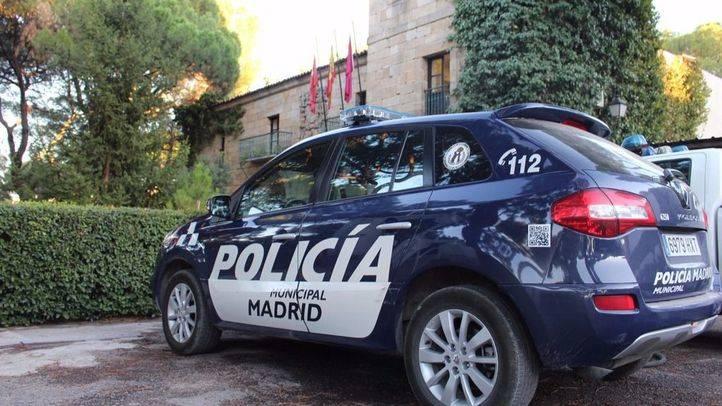 Coche de Policía Municipal de Madrid. (Archivo)