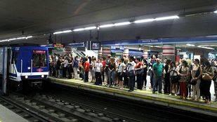 Los servicios mínimos para los próximos paros de Metro serán de entre el 53 y el 69%