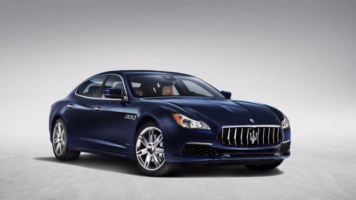 Maserati Quattroporte, síntesis de lujo y deportividad
