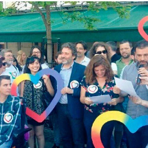 Ediles de Ahora Madrid apoyan a Unidos Podemos, celebran la confluencia y ven necesario un proceso de cambio