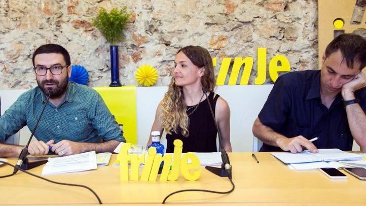 'Frinje 2016': vanguardia en 17 días