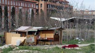 El Ayuntamiento desmantelará cinco asentamientos ilegales este mes