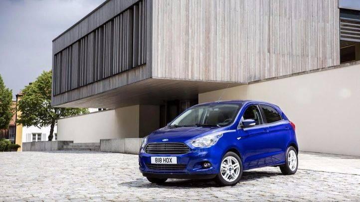 Ford KA+, el benjamín sigue creciendo
