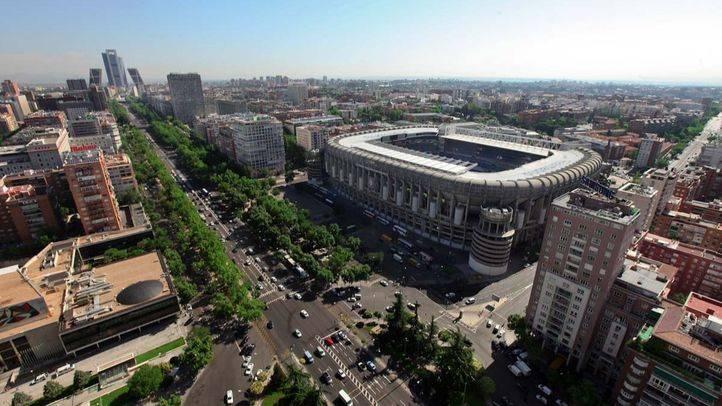 El Real Madrid quiere concentrar la reforma del Bernabéu en verano de 2018 pero no podrá aumentar la edificabilidad