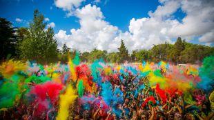 Happy Holi, el mayor festival de colores del mundo, llega a Madrid