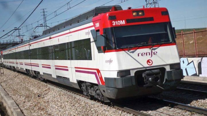 Paralizado en Villaverde un tren de Cercanías tras el accionamiento de la alarma