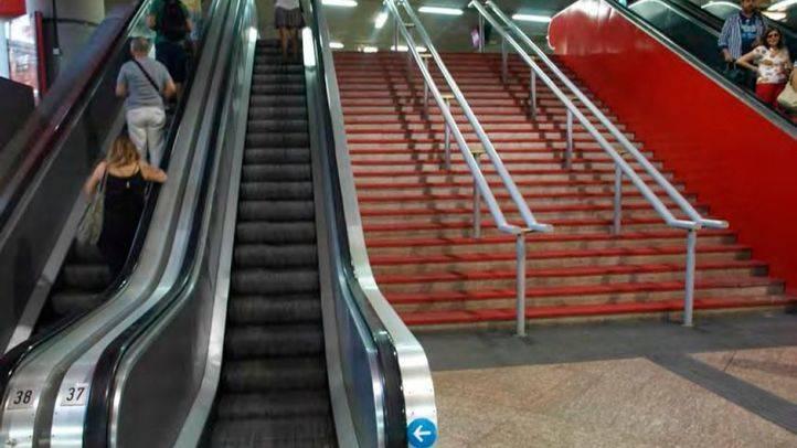 FAMMA exige mejoras de accesibilidad en la estación de Cercanías de Atocha