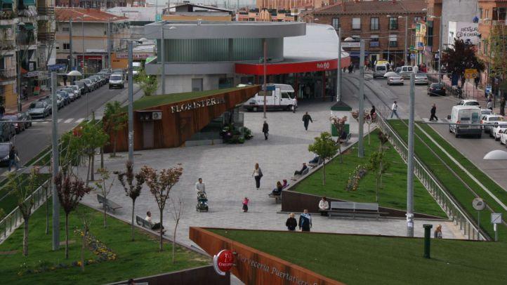 Las farolas del Bulevar Norte, en el centro de la polémica