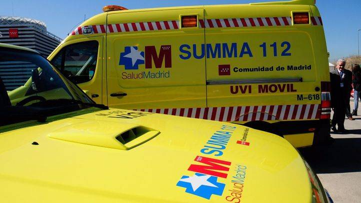 Ambulancia Summa (archivo)
